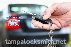 Tampa Automotive Locksmith
