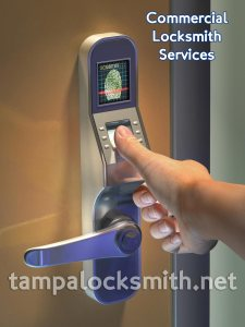 Tampa Commercial Locksmith